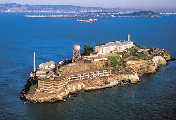 Top 10 Inescapable Prisons Around The World Alcatraz Island