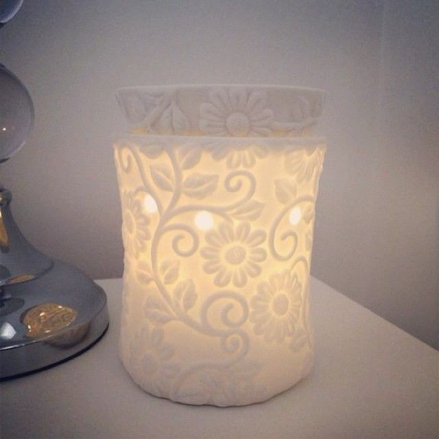 Flower Vine Warmer Scentsy Scentsy Scentsy Traditional