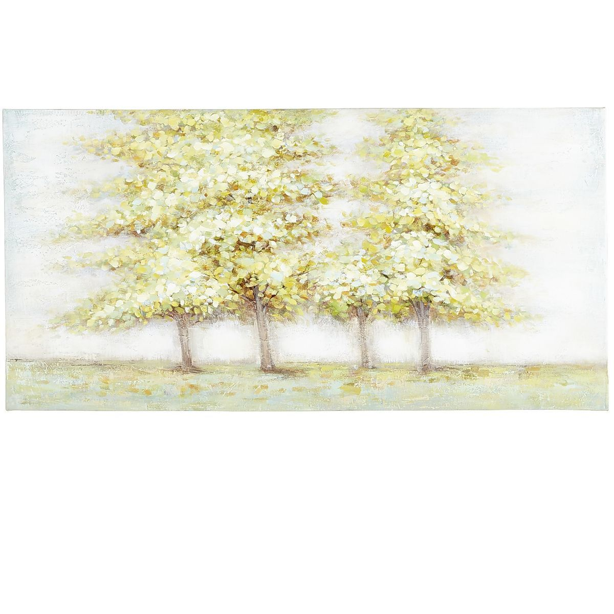 Promising Trees Art | Tree art, Unique wall art and Colorful animals
