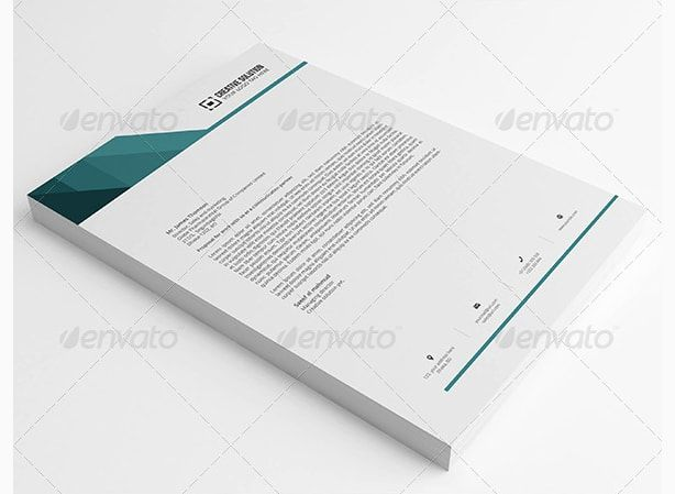 15+ Brand New MS Word Letter Head Templates 15+ Brand New MS - company letterhead templates