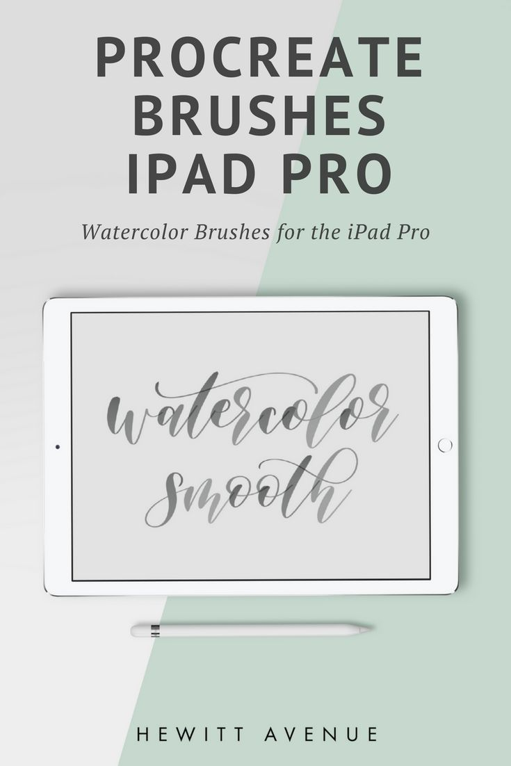 These are the best Procreate App lettering and calligraphy