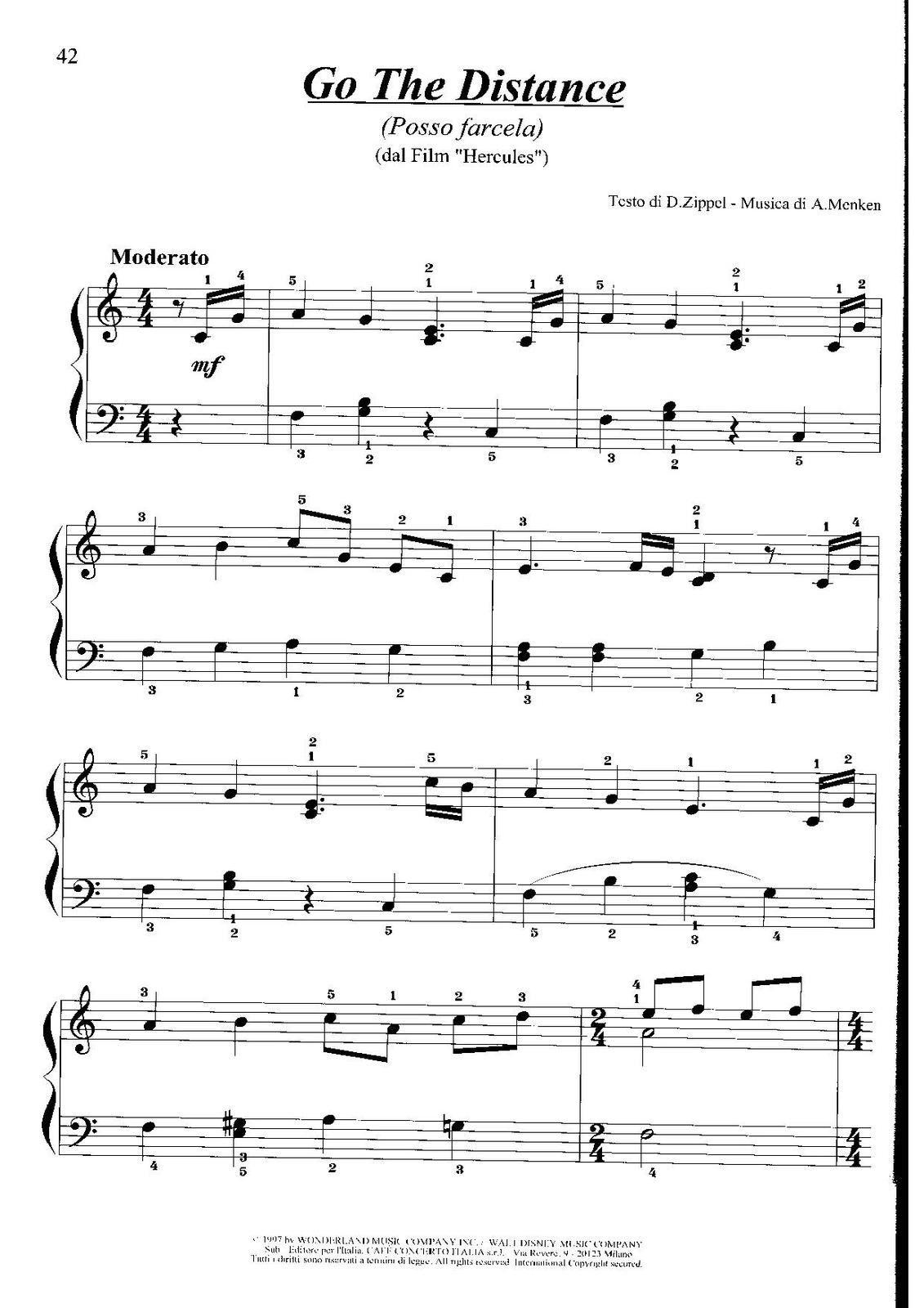 Partitura Para Piano Partituras Piano Partituras Piano