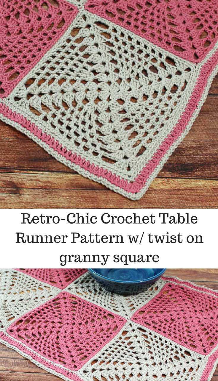 Crochet Table Runner Patterns Easy Simple Ideas