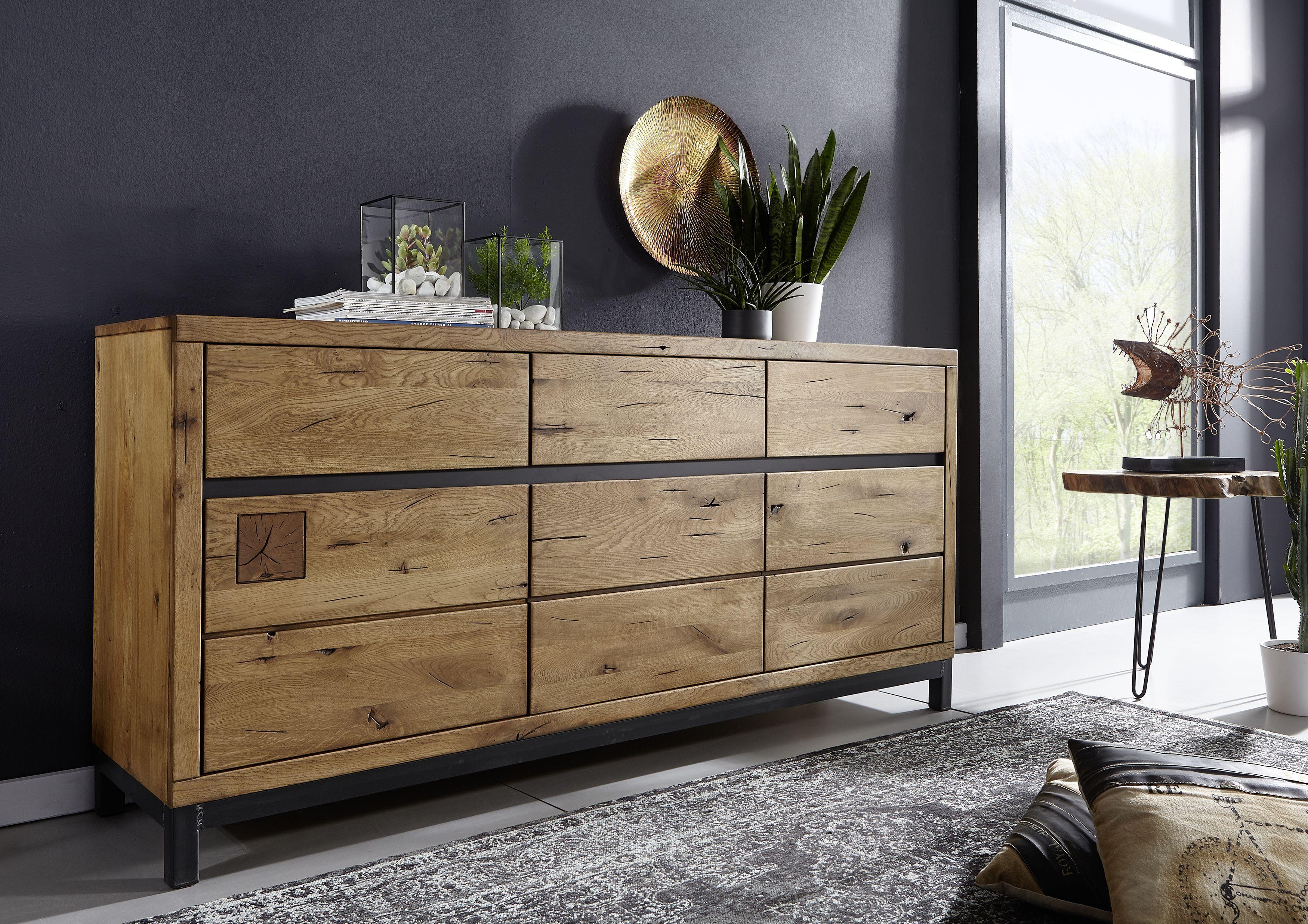 Mobel Wildeiche Versandfrei Kaufen Massiv Mobel Wohnung Einrichten Und Holz