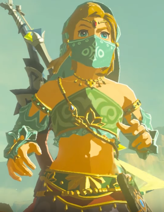 Pin by Schala Zeal on Gerudo Link (BOTW) cosplay ideas | Pinterest | Cosplay