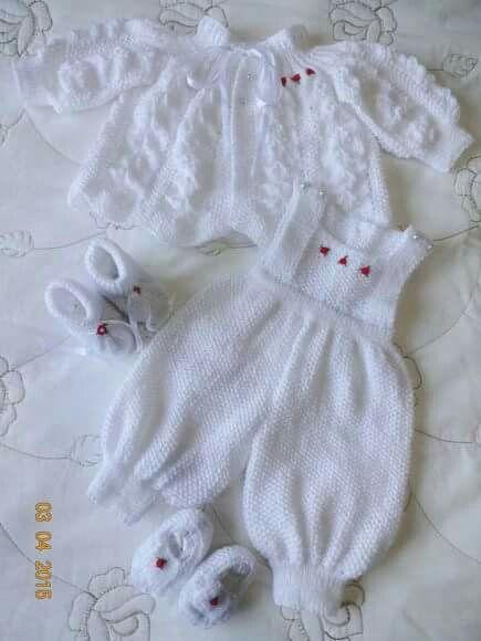 Pin von Miri van Straaten auf Knitting | Pinterest | Babykleidung ...
