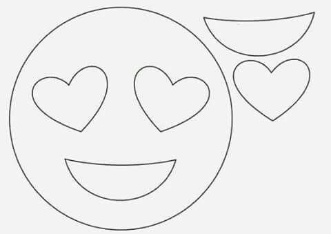 Molde De Almofadas Emojis alquimiadaartebyannluccy Party Kale