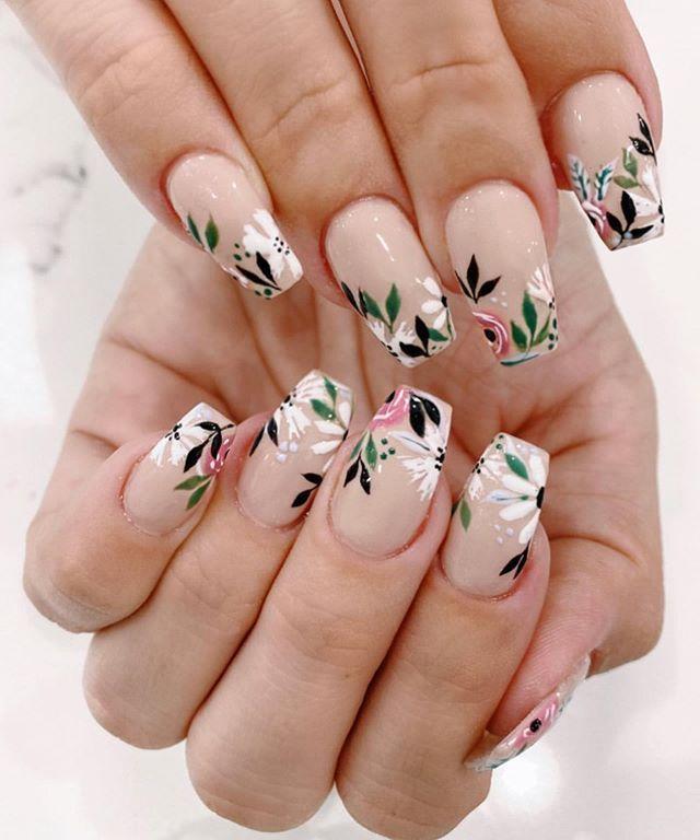 Mar 28, 2020 - Pretty spring nail trends 2020 - #Nail #Pretty #spring #Trends - Pretty spring nail trends 2020 – – ... - NailiDeasTrends