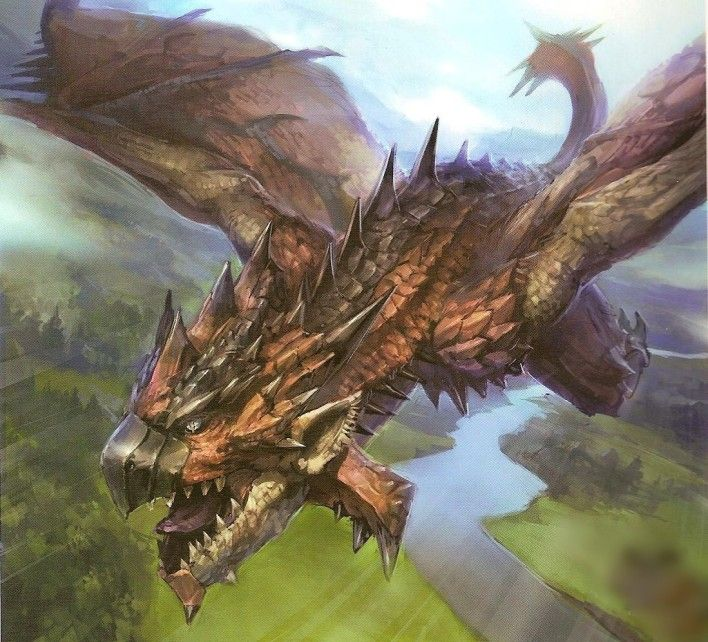 Rathalos Click To See More Photos Monster Hunter Art Monster Hunter Series Monster Hunter World