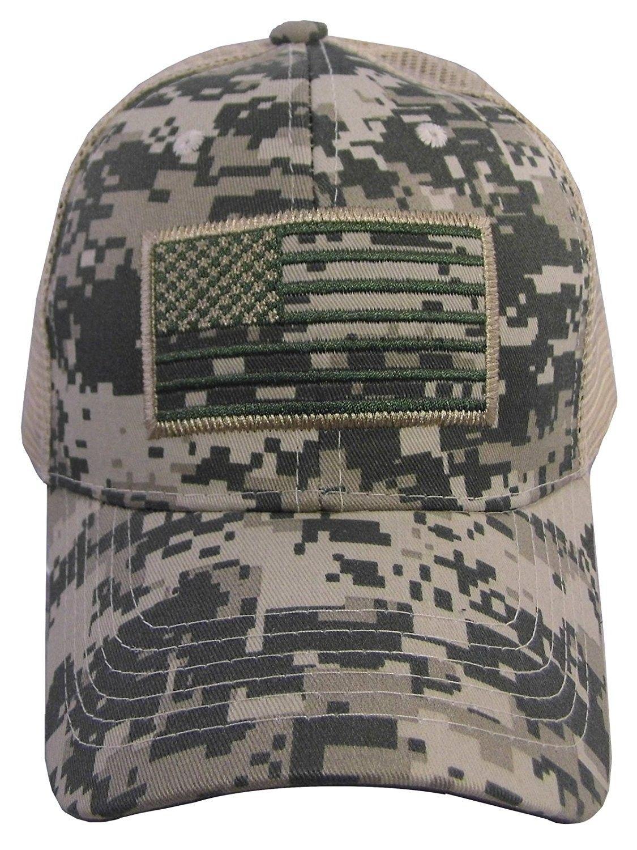 Kati Structured Camouflage Cap LC10 Camo Baseball Hat Realtree Hardwood HD