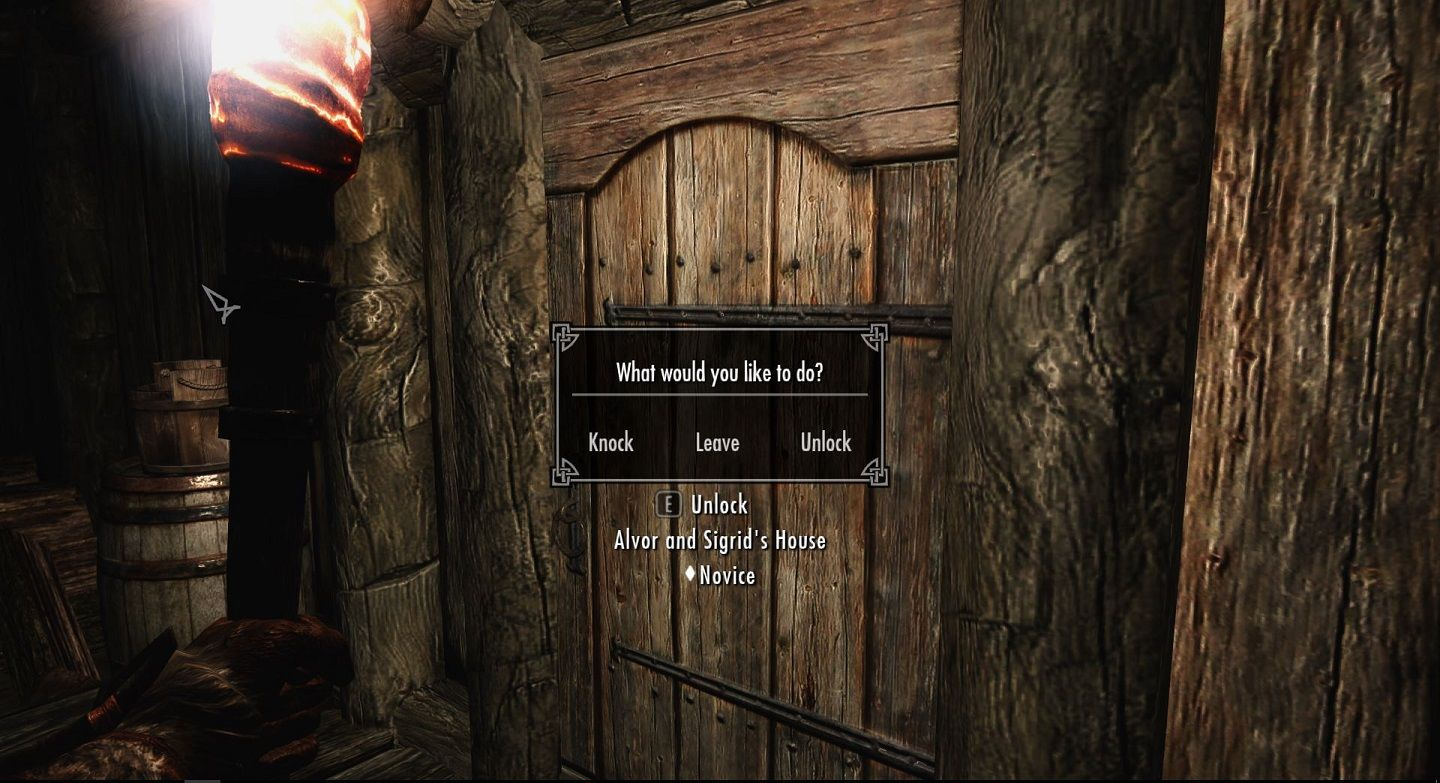 Simply Knock At Skyrim Nexus Mods And Community Skyrim Skyrim Mods Skyrim Nexus Mods