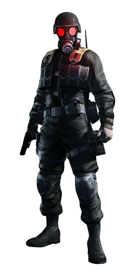 Hunk RE:Revelations 1 y 2 remplaza a Leon todos sus trajes  B0d1fdfb77f040a46a5a8a741bea48fc