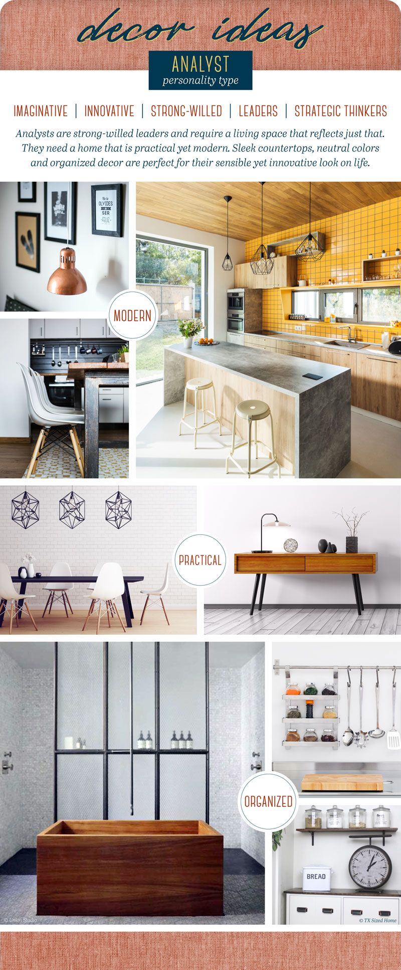 How To Decorate Your Home With Personality: Decorating Ideas For Different Personality Types