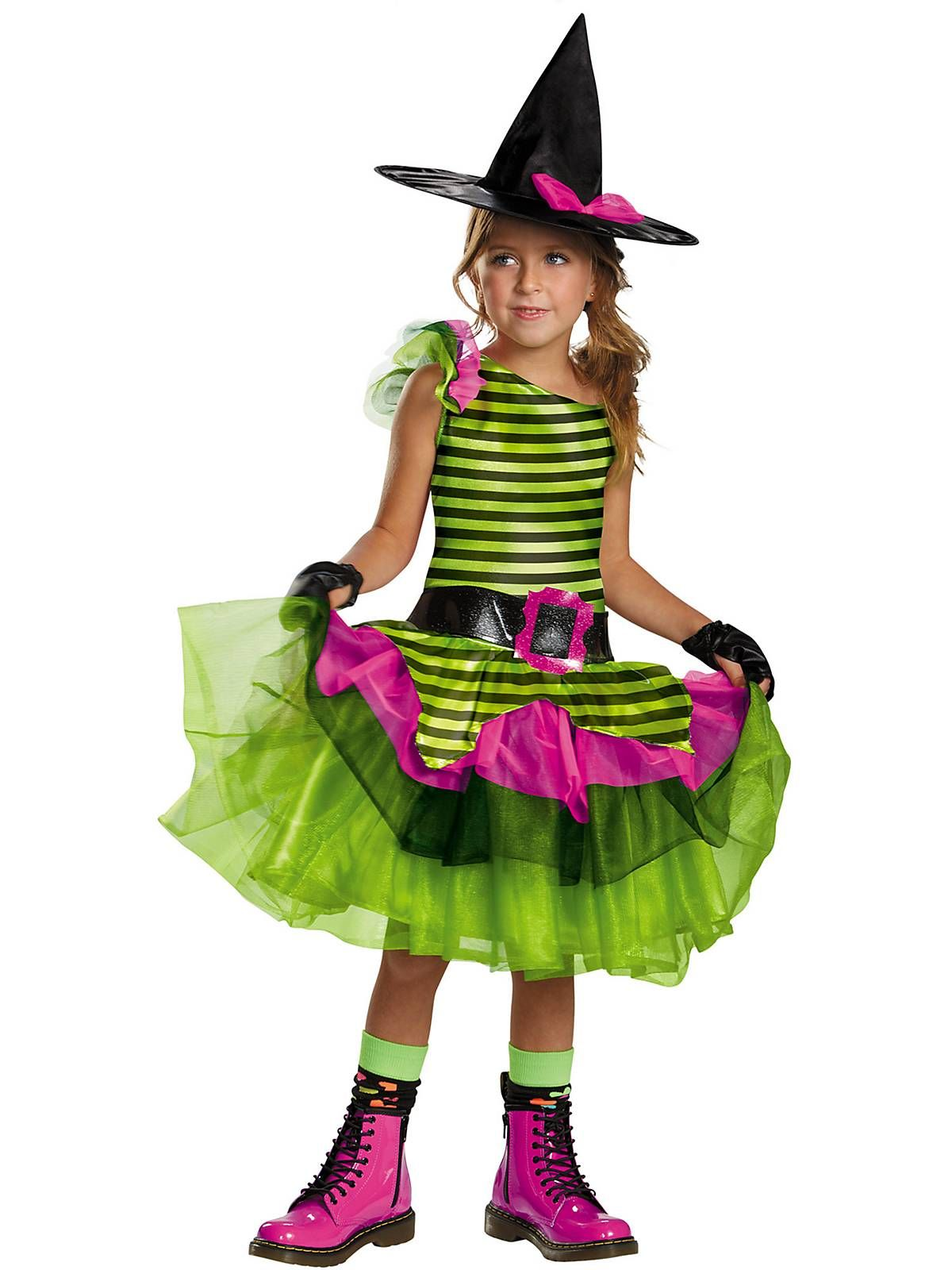Whimsy Witch Costume Wholesale Witch Costumes for girls