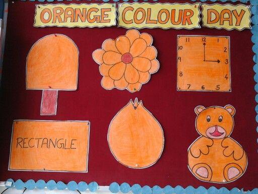 Orange Colour Day Orange Color Color Orange
