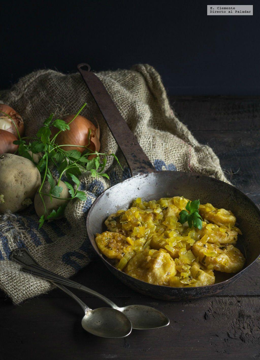 La receta de las patatas a la importancia es un clásico en las elaboraciones que se enseñan en la Escuela de Hostelería de la Casa de Campo de M...