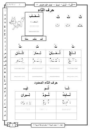 شرح منهج اللغة العربية للصف الأول الابتدائى ترم اول Learn Arabic Alphabet Learning Arabic Arabic Alphabet For Kids