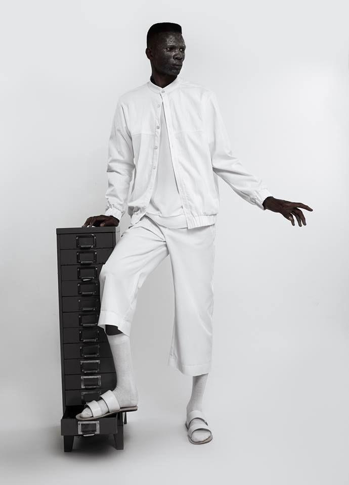 #Menswear ##Trends Lukhanyo Mdingi Fall Winter 2015 Otoño Invierno #Tendencias #Moda Hombre