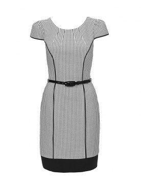 Peekaboo Dress from Review Australia  #peekaboodress #monochrome #reviewaustralia