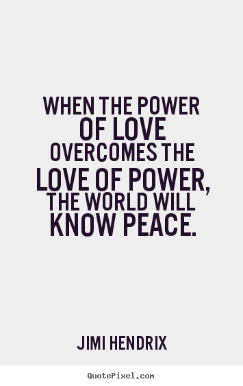Love overcomes quotes