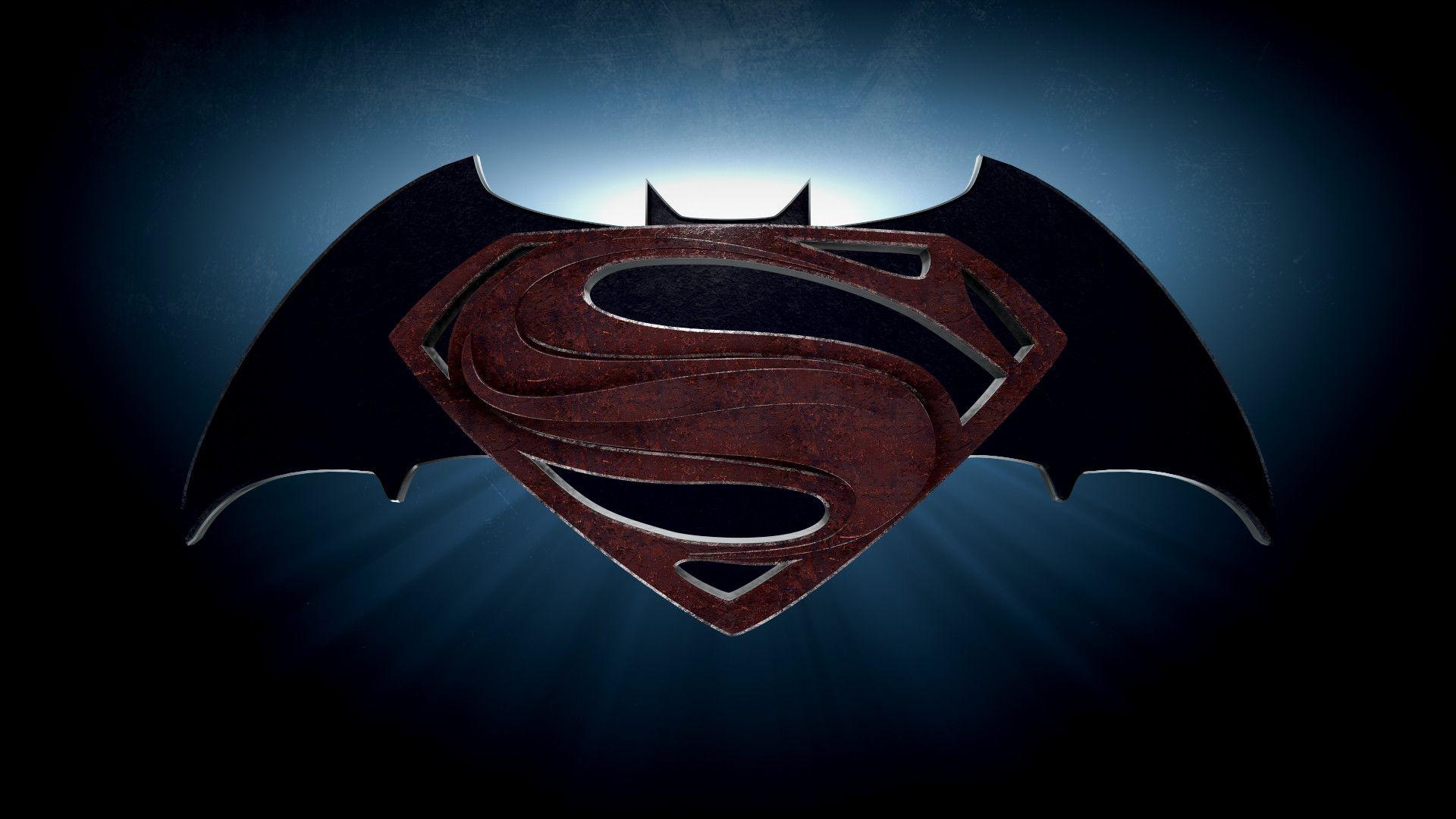 Batman Vs Superman Logo Wallpaper 4125 Resolution