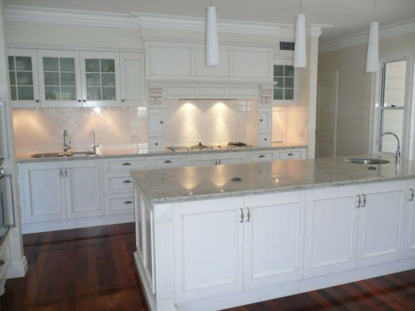 Island Kitchen Design Brisbane Custom Cabinet Makers