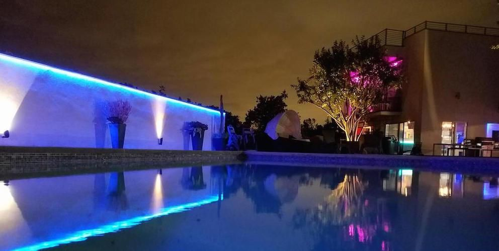 Outdoor Led Light Strip Ip65 Colorbright Rgb 300 Color Changing 16ft