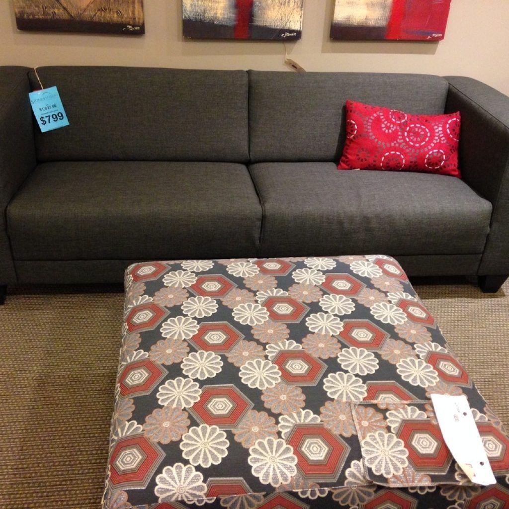 Eq3 Byrd Leather Sofa
