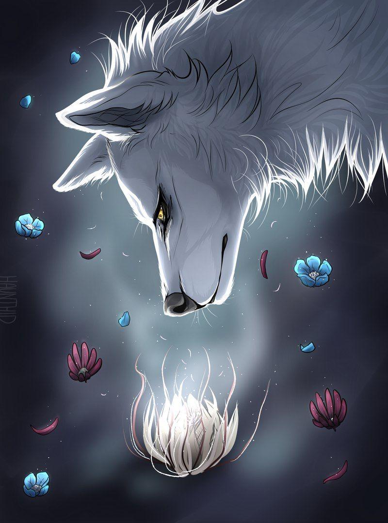 Wolf's Rain (Волчий дождь) Мифические существа, Волчий