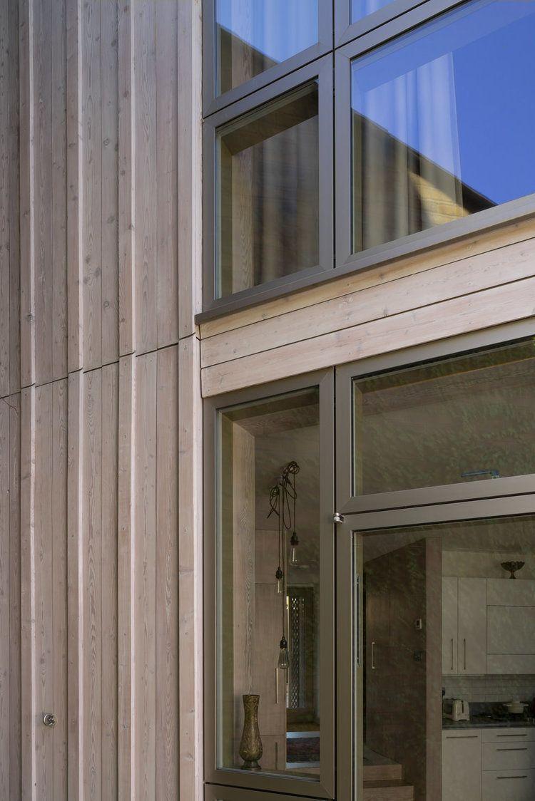 Church Walk Architecture Aluminium Windows House Design