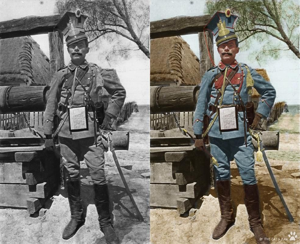 7132cb5fb0a Military · WW1 Polish Legion Ułan of the Austro-Hungarian army 1914-18.  http