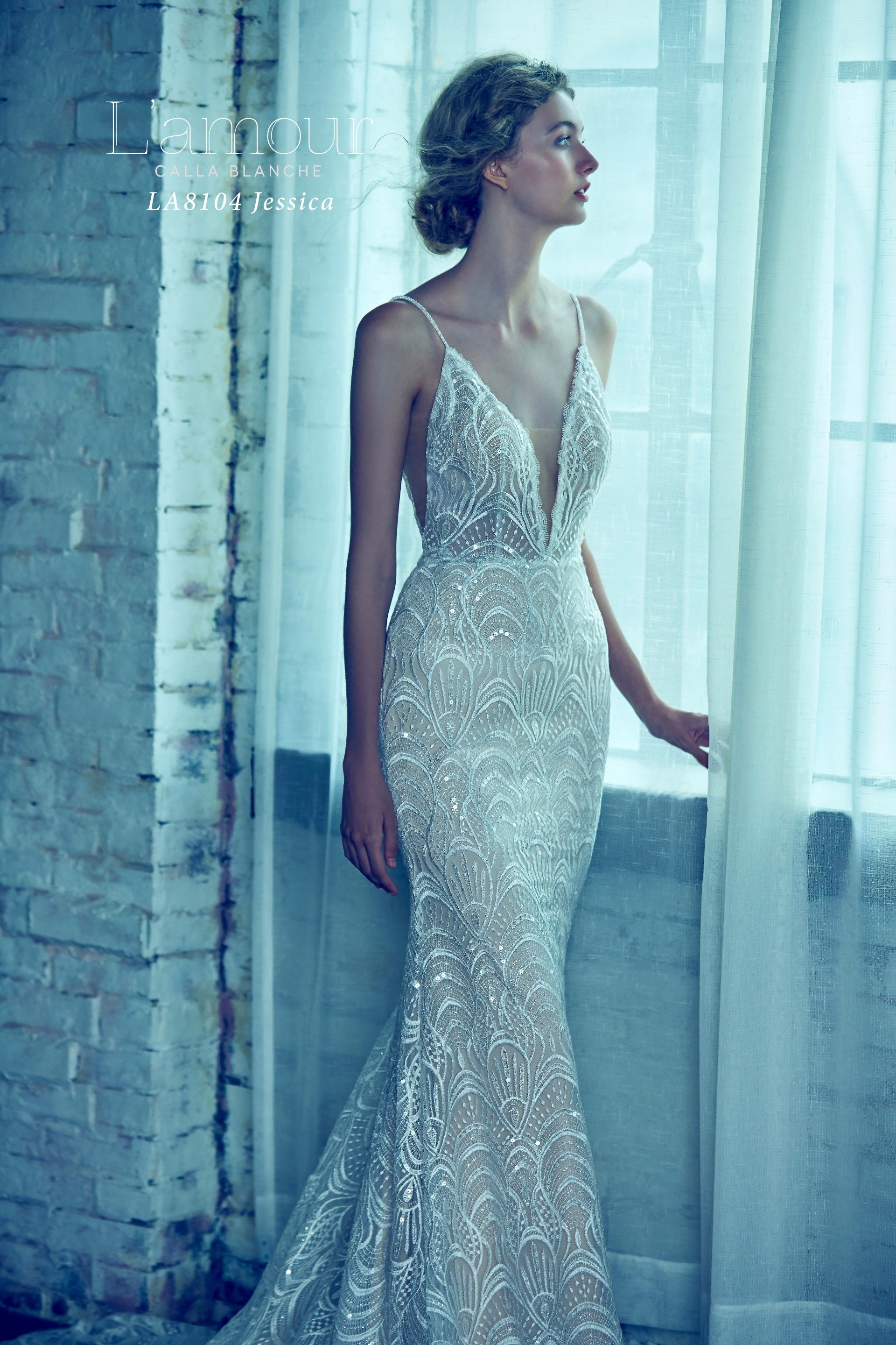 LA8104 Jessica | Formal | Pinterest | Gowns, Wedding dress and Weddings