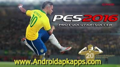 First Touch Soccer Pes 2016 Apk Mod Android Pes 2016 Soccer