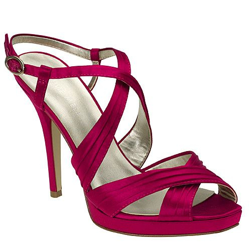 Could Be Cute For The Bridesmaids And Me Nine West Jasley Fuschia Shoes