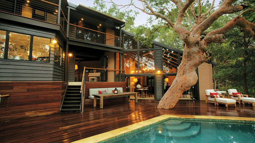 Jet Off To Australia's Pretty Beach House « | http://homewol.com/category/exterior-design/