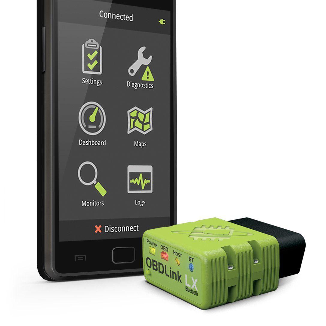 Noah Scantool 427201 Obdlink Lx Bluetooth Obd Adapter Diagnostic Scanner For Android Windows Obd Smart Car Accessories Smart Car