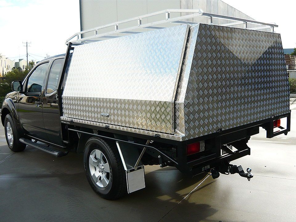 The Aussie Tool Boxes Aluminium Ute Canopy Is Made Right