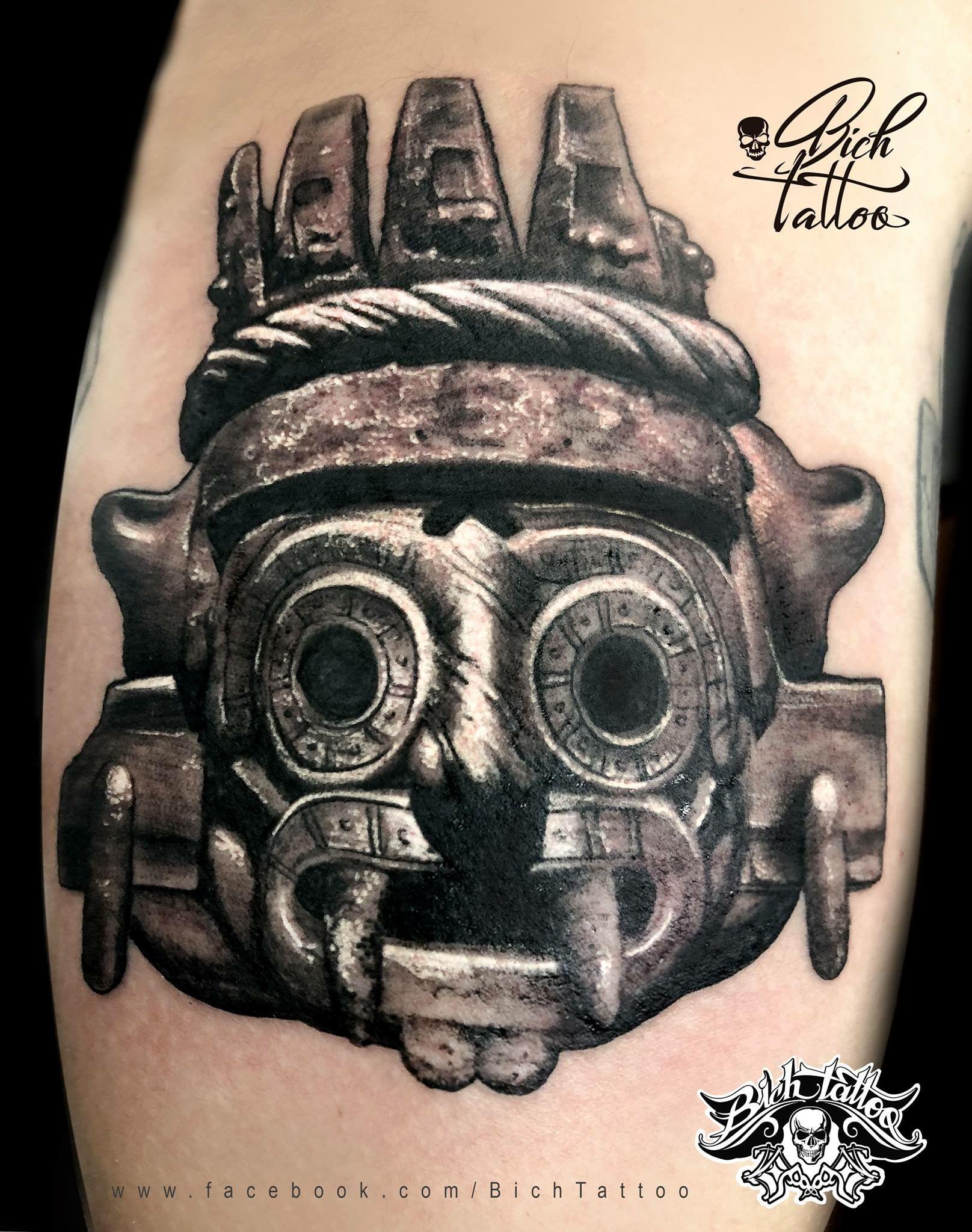 Pin De Milo Martinez En Pa Mi Arte Azteca Tatuajes Y Simbolos