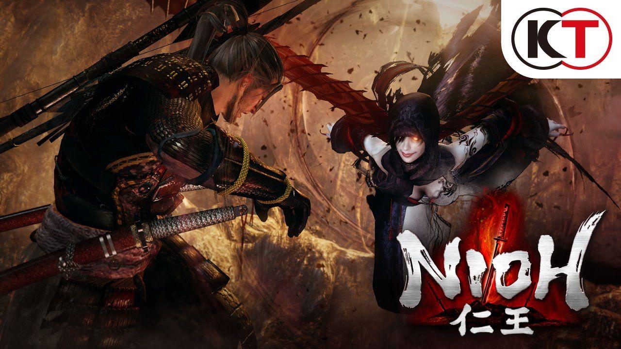 NIOH GAMEPLAY TRAILER (BETA DEMO) Video games
