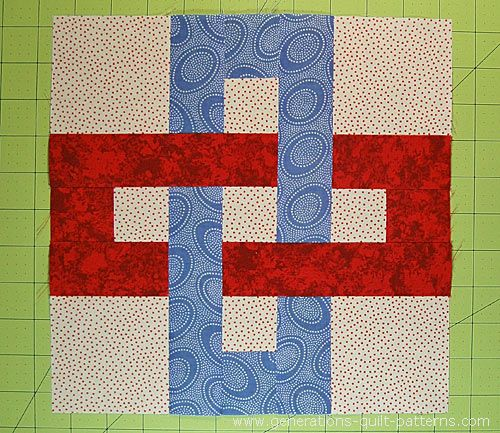 Chain Link Quilt Block Pattern 40 404040 And 404 Quilting Awesome Generations Quilt Patterns