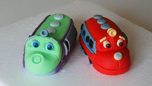 chuggington cake topper Cake and Chuggington cake