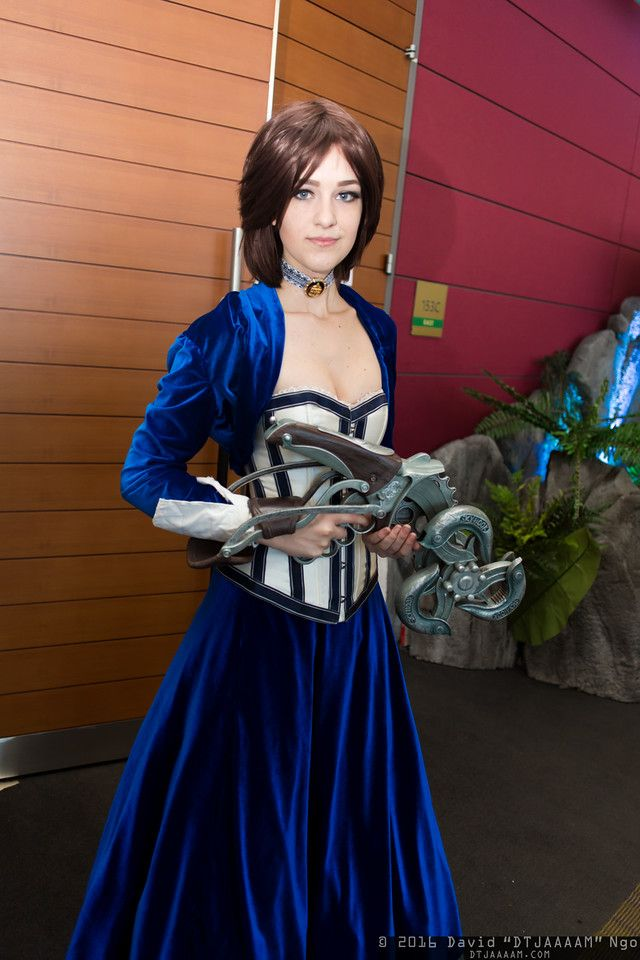 Elizabeth (Bioshock) | PAX East 2016 | Photo by DTJAAAAM