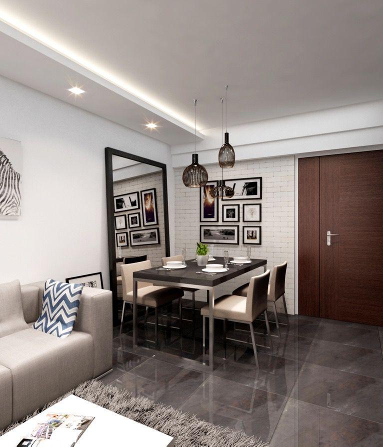 Hdb Bto 4 Room Special Platform At Sengkang Interior Design Singapore Interior Living Room Themes