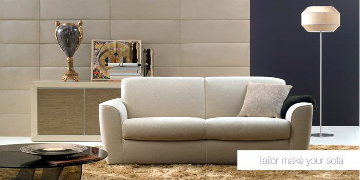 Wonderful Living Room Couch Cream Comfortable Sofa With Pillow And Brown Wool Area  Rug Floor Lamp Books Round Glass Table Modern Sofa In Living Room