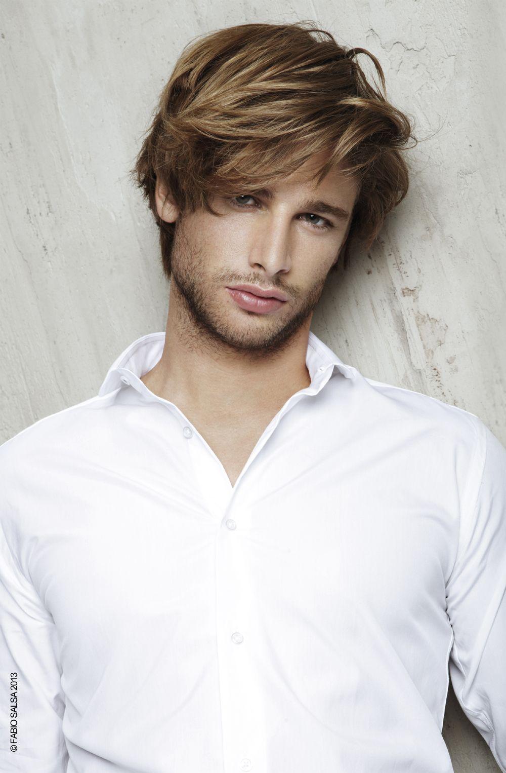 Medium haircut for men pin by dahmeka cardwell on hairilicious  pinterest