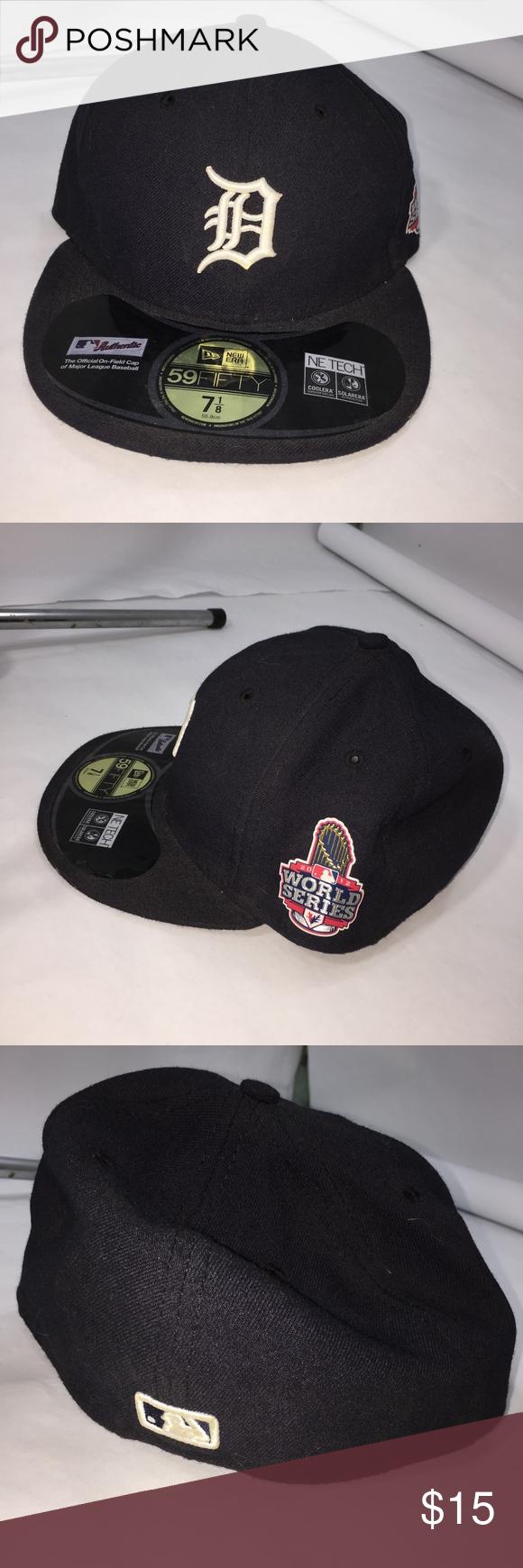 13b72f7074c50 Detroit Tigers 59Fifty new era hat world series 2012 Detroit Tigers 59Fifty new  era hat The
