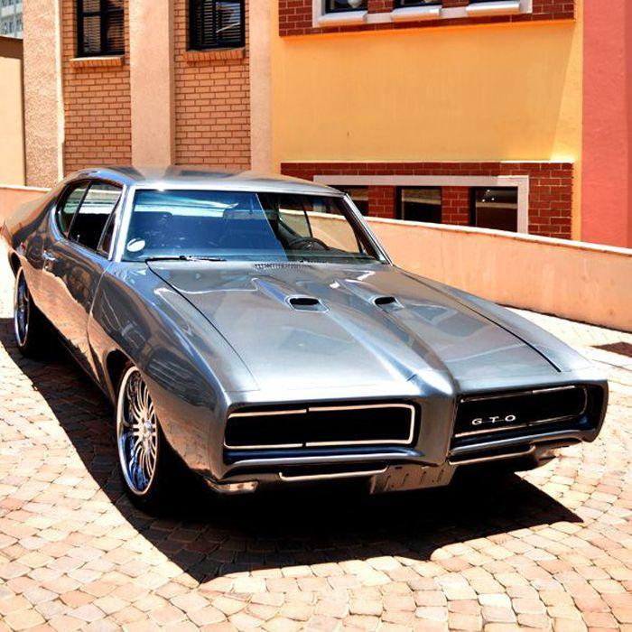 Best Muscle Cars, Modern