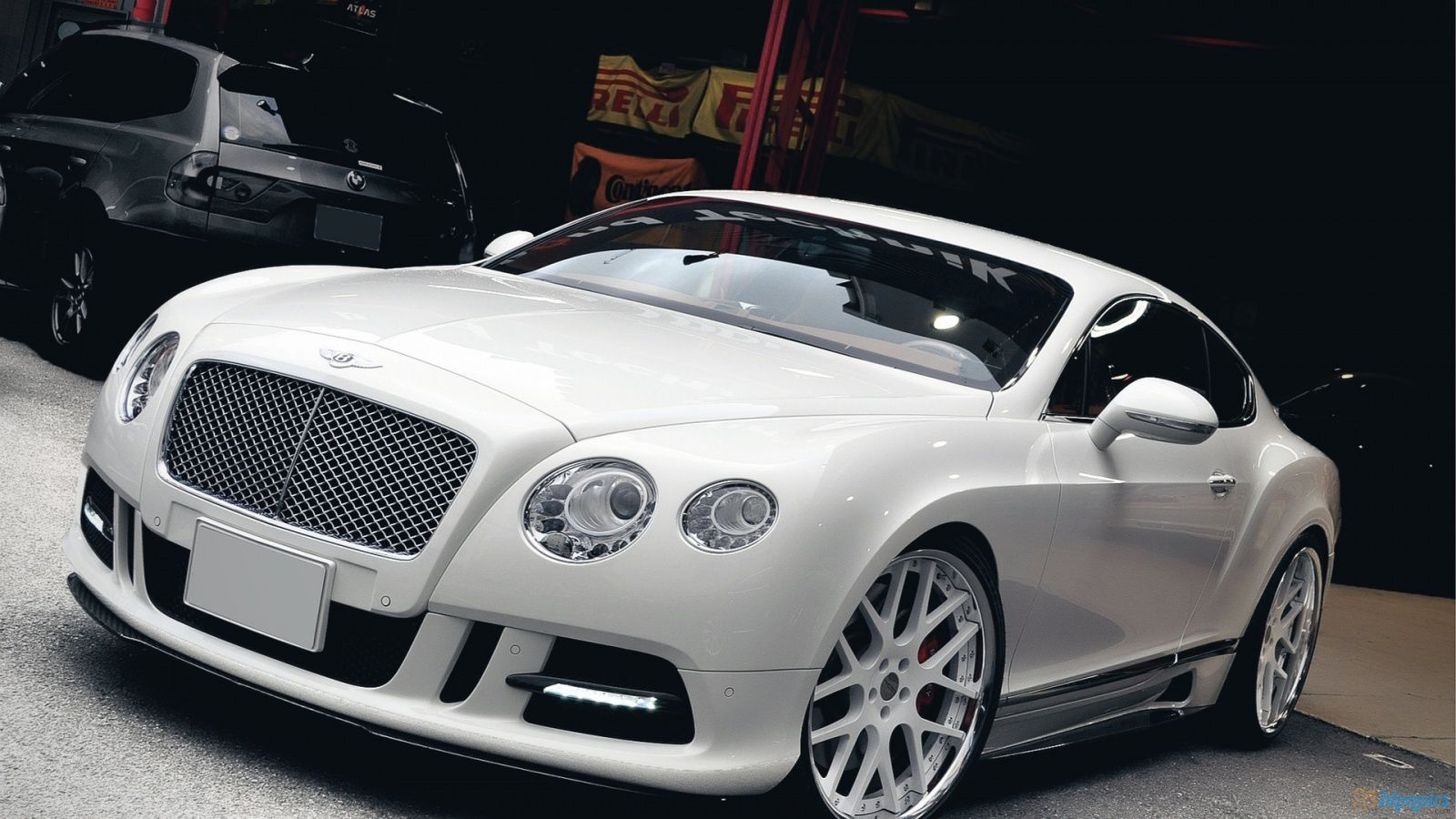 Bentley Continental Gt Mansory Bentley Continental Gt 1600 X