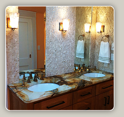 Granite Countertops Cleveland Ohio Granite Countertops Pittsburgh Pa Granite Counter With Images Marble Bathroom Designs Bathroom Mirror Design Bathroom Vanity Designs