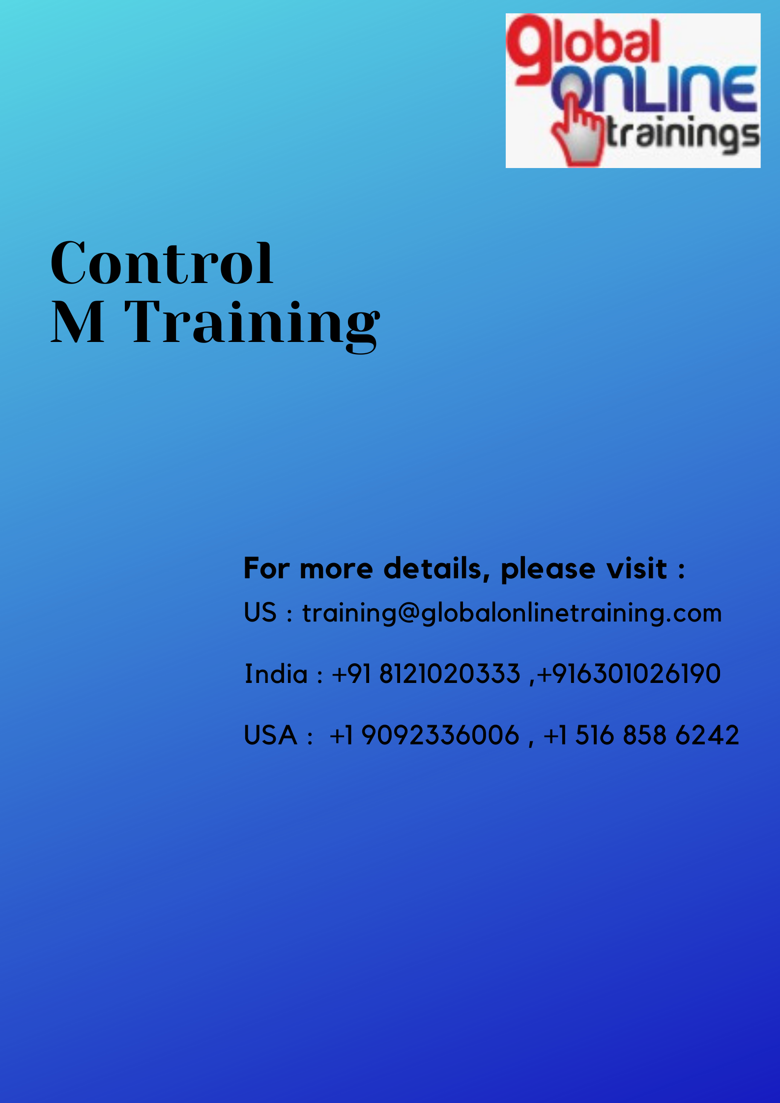 Control M Training Bmc Control M Online Training Course In 2020 Corporate Training Online Training Online Training Courses